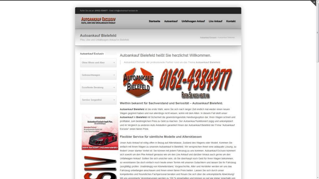 Gebrauchtwagen Ankauf und Unfallwagen Ankauf