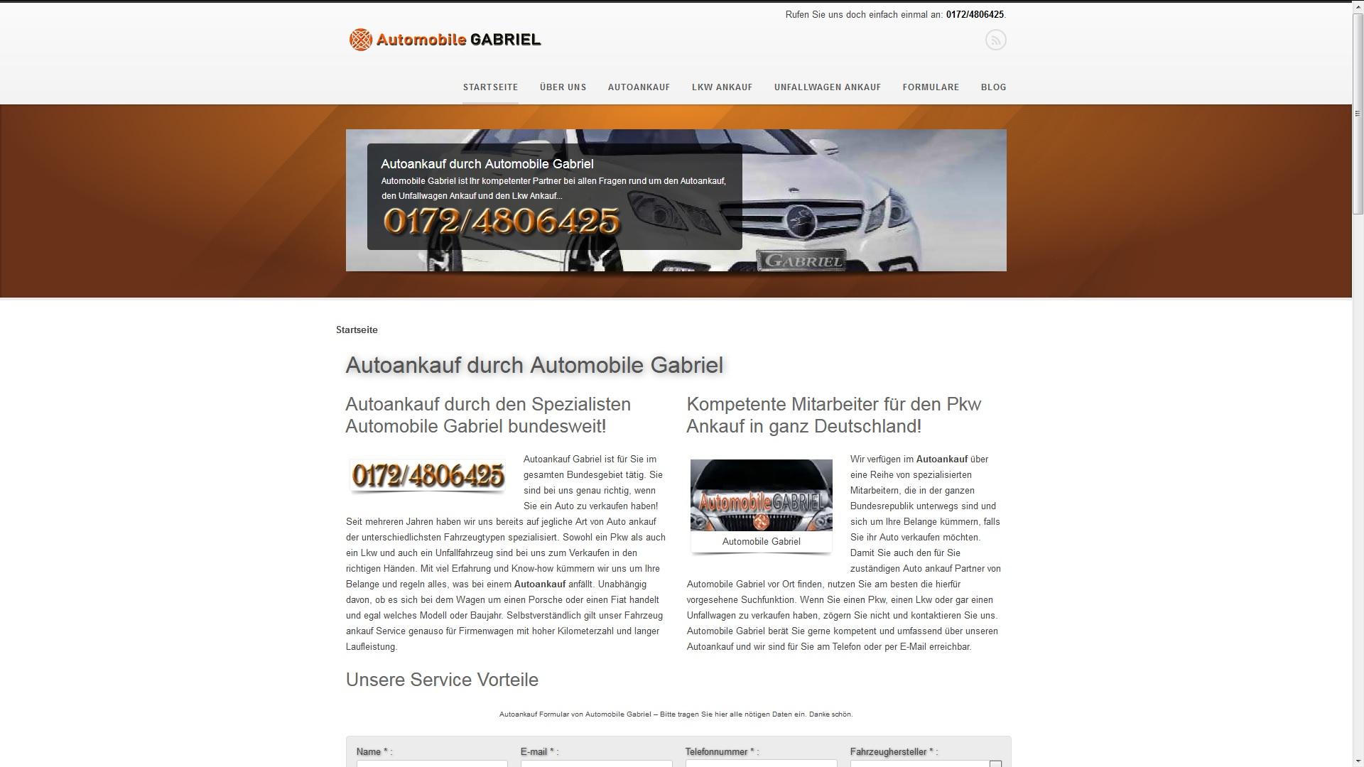 Autoankauf Saarland: Auto verkaufen in Saarland
