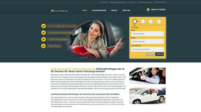 Autoankauf Braunschweig - wirkaufenwagen.de in Braunschweig
