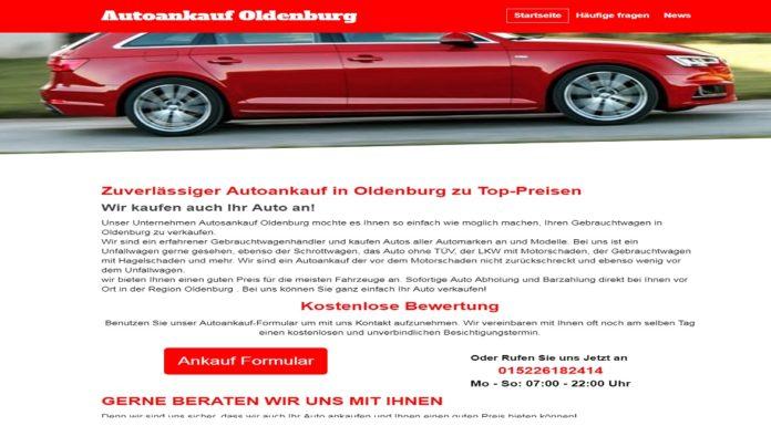 Autoankauf Berlin rentabel und seriös