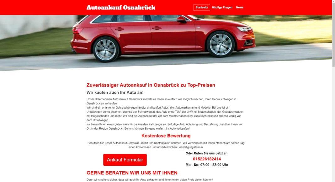 Autoankauf Augsburg – PKW verkaufen auf die bequeme Art.