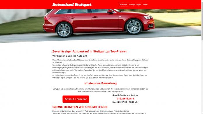 Gebrauchtwagen Ankauf Berlin