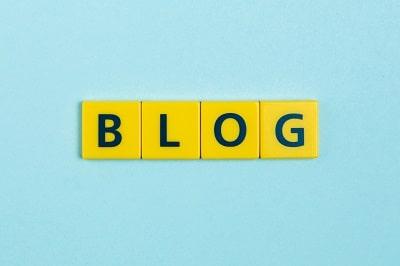 Blog Erstellung