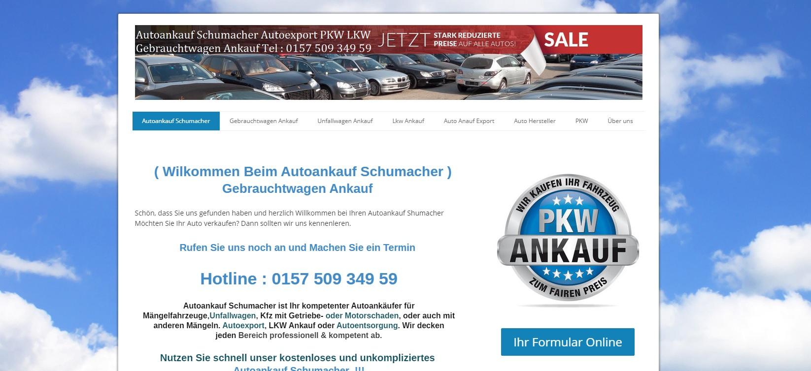 Autoankauf Lippstadt
