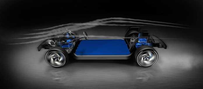 Elektrosportwagen