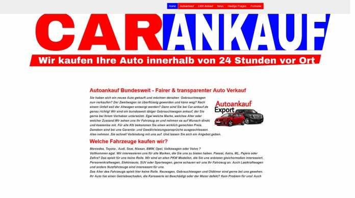 Autoankauf Kiel