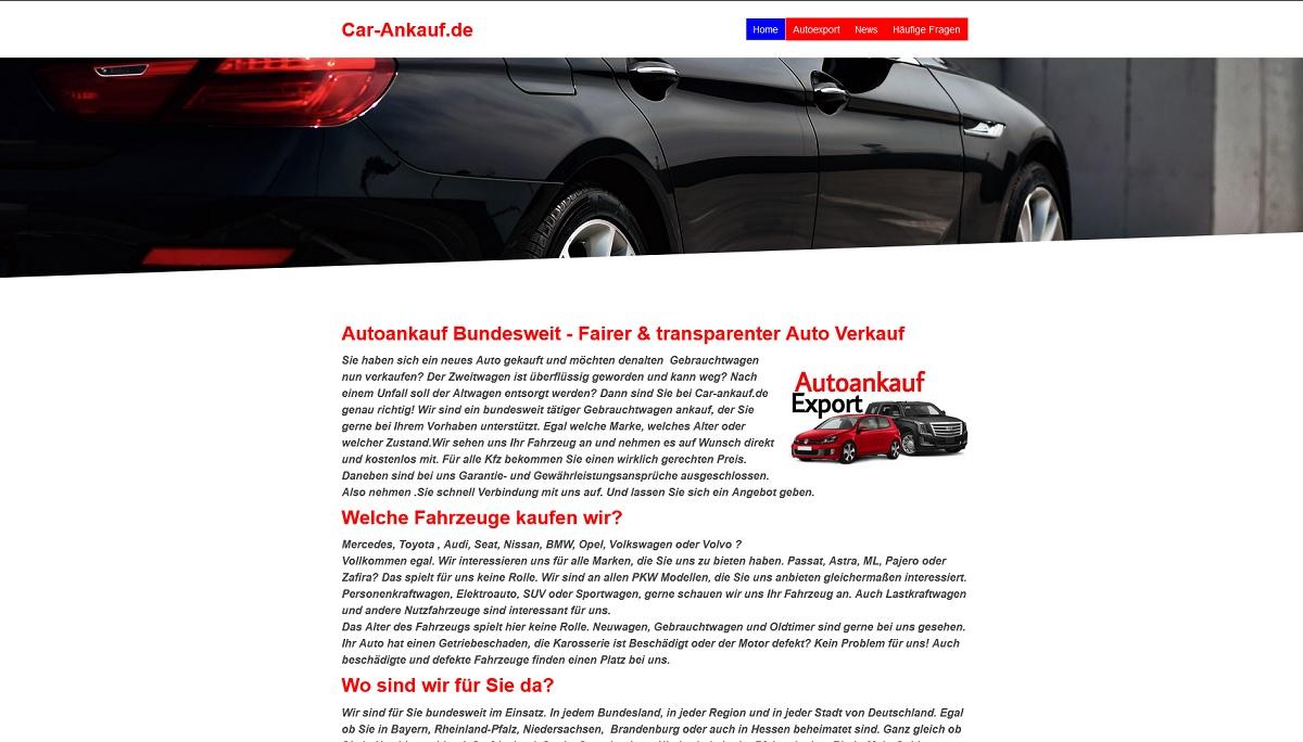 Autoankauf Rosenheim - Dein Gebrauchtwagenhändler Rosenheim