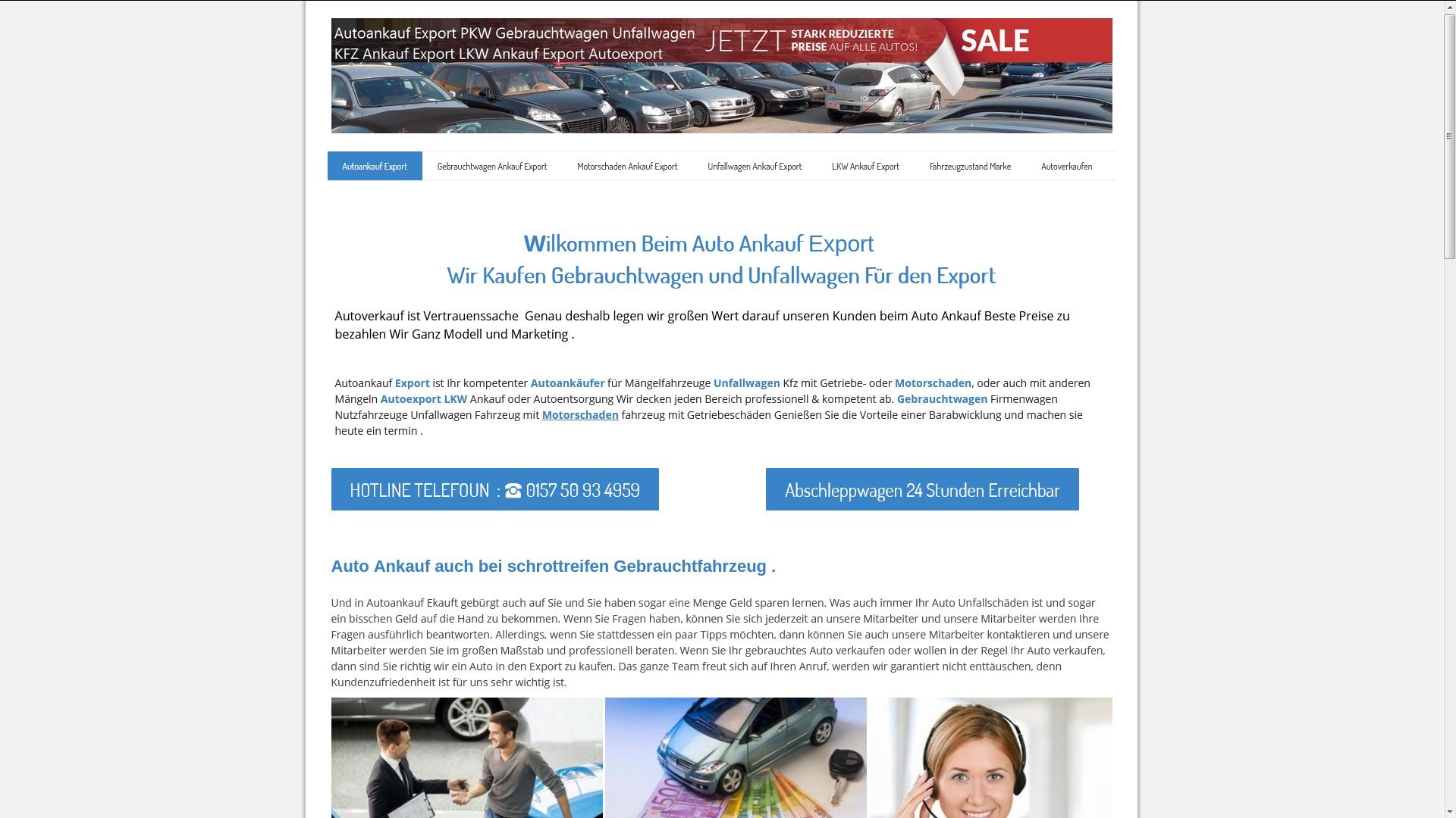 Autoankauf Gießen | die Reparatur des PKW nicht mehr lohnt