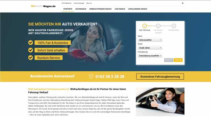 Wirkaufenwagen.de Autoankauf
