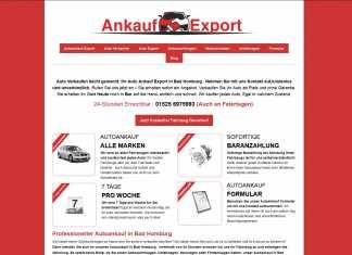 Autoanakuf Export