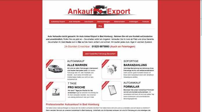 Autohändler Detmold – Fahrzeugverkauf alles aus einer Hand