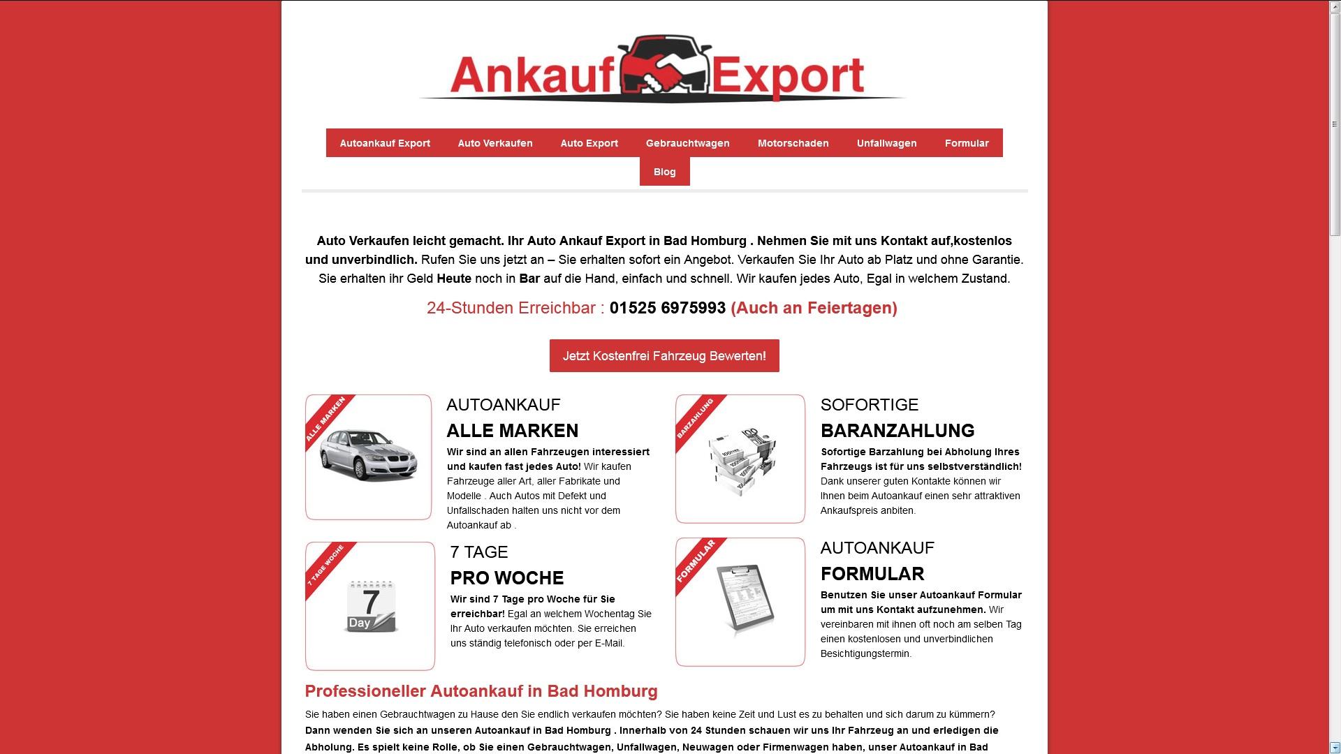 Autoanakuf Stuttgart