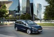 Ford S-MAX Hybrid und Ford Galaxy Hybrid