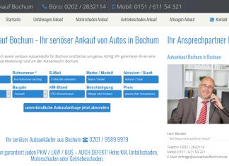 Autoankauf in Bochum