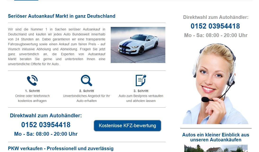 Autoankauf | PKW verkaufen - Professionell und zuverlässig