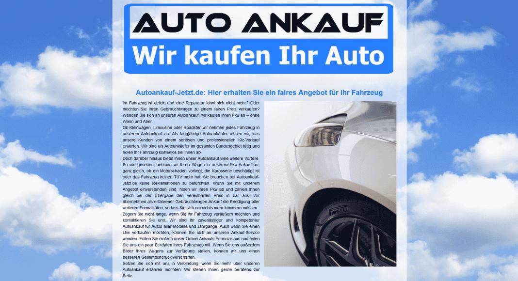 Autoankauf Ulm: Auto verkaufen in Ulm : Fair und seriös
