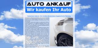 Autoankauf in Kiel zu Top-Preisen