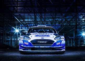Fiesta WRC von M-Sport Ford