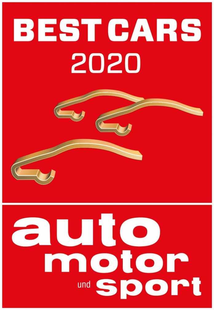 BEST CARS 2020. Weiterer Text über ots und www.presseportal.de/nr/133390 / Die Verwendung dieses Bildes ist für redaktionelle Zwecke honorarfrei. Veröffentlichung bitte unter Quellenangabe: