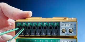 Massive Zeiteinsparung bei der Fahrzeugaufrüstung / Thermomodul M-TDC 8 ermöglicht erstmals steckerlose Kontaktierung zwischen Messstelle und Modul