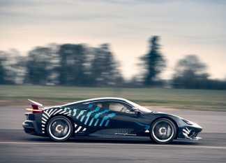 Der Battista erwacht zum Leben: Startschuss für das Entwicklungsprogramm 2020 des Elektro-Supersportwagens