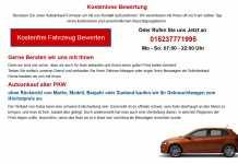 Autoankauf Leipzig :: Sofort Auto Verkaufen - wir bieten Ihnen mehr für Ihr Auto