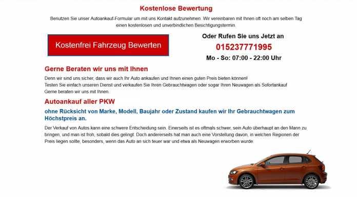 Autoankauf Dresden | Autoankauf aller PKW in Dresden