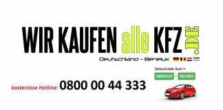 https://www.wir-kaufen-alle-kfz.de/ übernimmt nahezu alle Fahrzeuge, gerne auch mit Motorschaden in Aachen