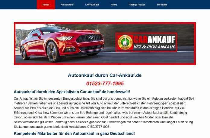 Autoankauf Offenbach Am Main – wir übernehmen Ihren alten Autos