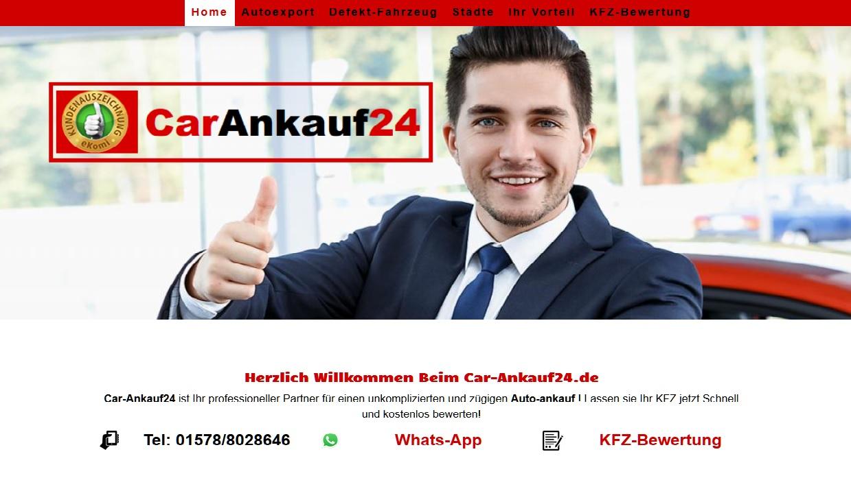 Autoankauf Aachen : Gebrauchtwagenankauf in Aachen – Durch Car-Ankauf24