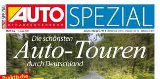 AUTO STRASSENVERKEHR gibt Reisetipps für 28 Ziele in Deutschland