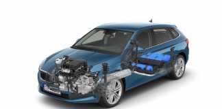 Erdgasantriebe in den G-TEC-Modellen von SKODA