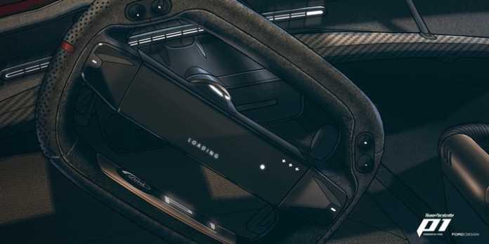 Ford entwickelt virtuelles Rennfahrzeug gemeinsam mit Gaming-Community