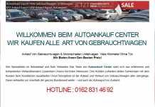 Autoankauf Chemnitz ⭐️⭐️⭐️⭐️⭐️| Auto Verkaufen in Chemnitz