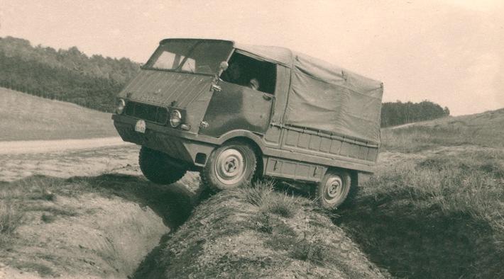 weniger bekannte modelle aus 125 jahren skoda auto der typ 998 agromobil von 1962 - Weniger bekannte Modelle aus 125 Jahren SKODA AUTO: der Typ 998 ,Agromobil' von 1962