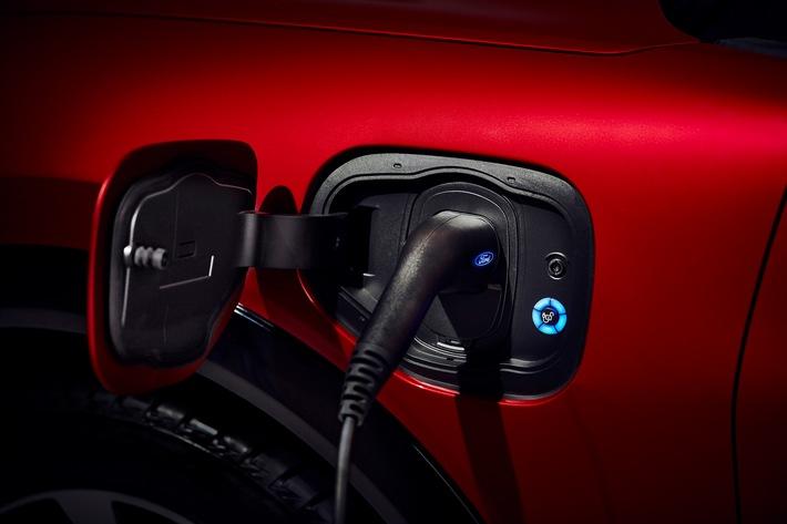 Vollelektrischer Ford Mustang