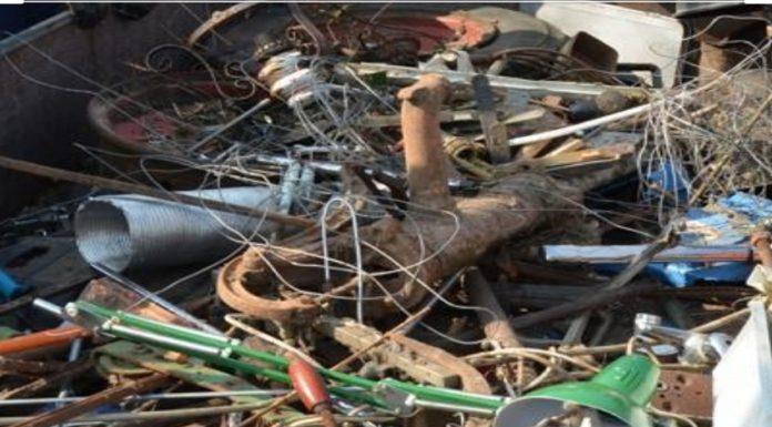Schrottabholung in Dortmund Altmetall entsorgen