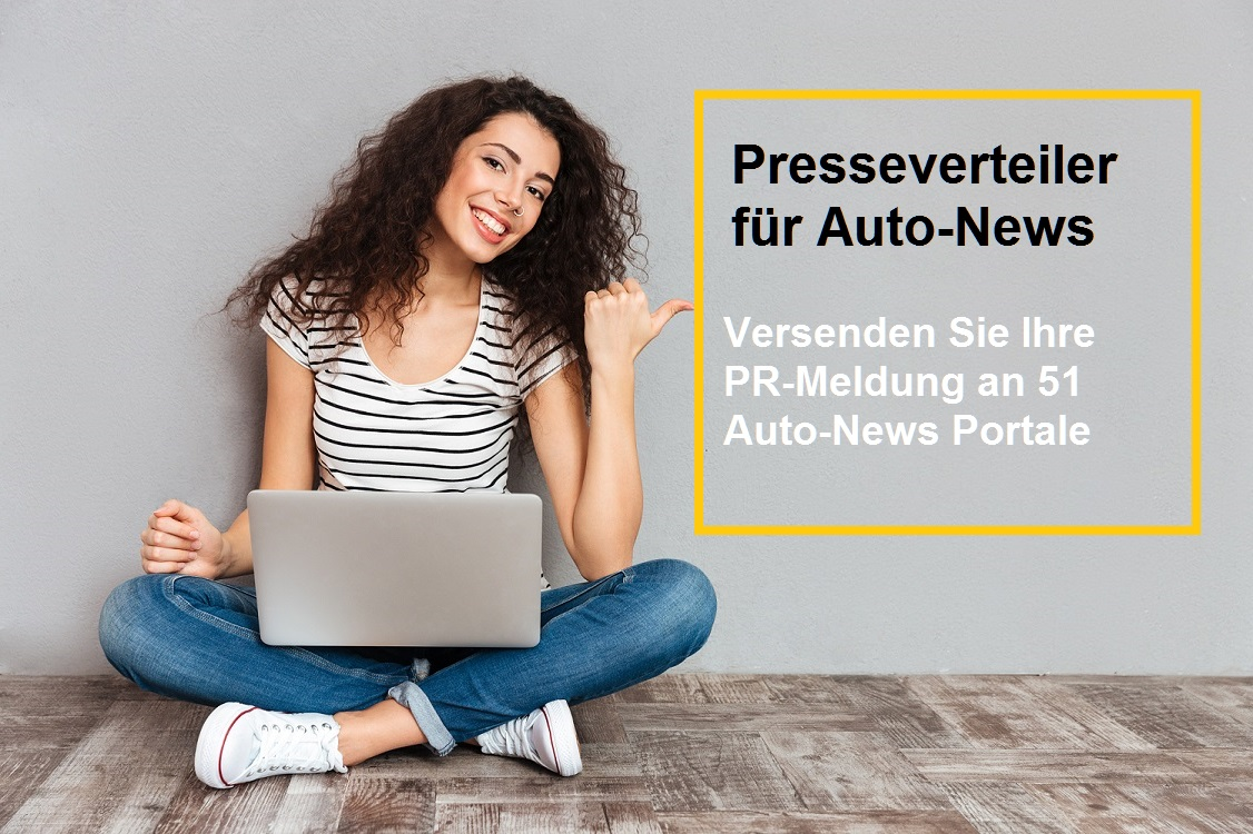 Presseverteiler Automobil Marketing