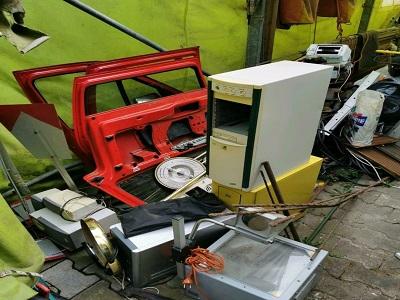 Schrott und Altmetall Ankauf in Unna zu Top-Preisen