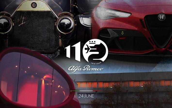 Ein historischer Geburtstag - Alfa Romeo wird 110 Jahre alt