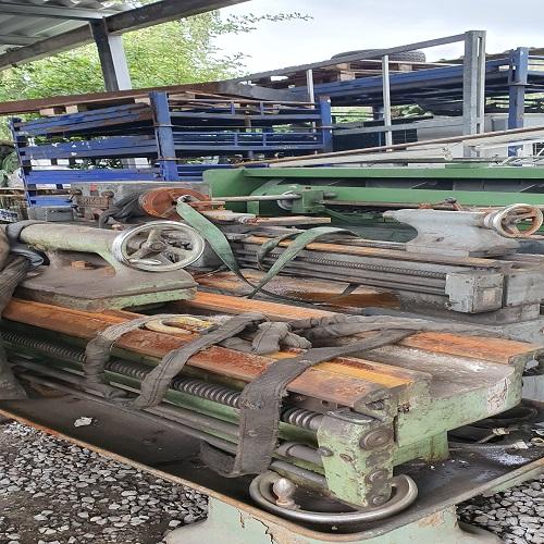 Altmetall loswerden leicht gemacht mit der Schrottabholung in Dinslaken