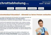 Schrottankauf Düsseldorf – Ein Baustein im Metall-Kreislauf