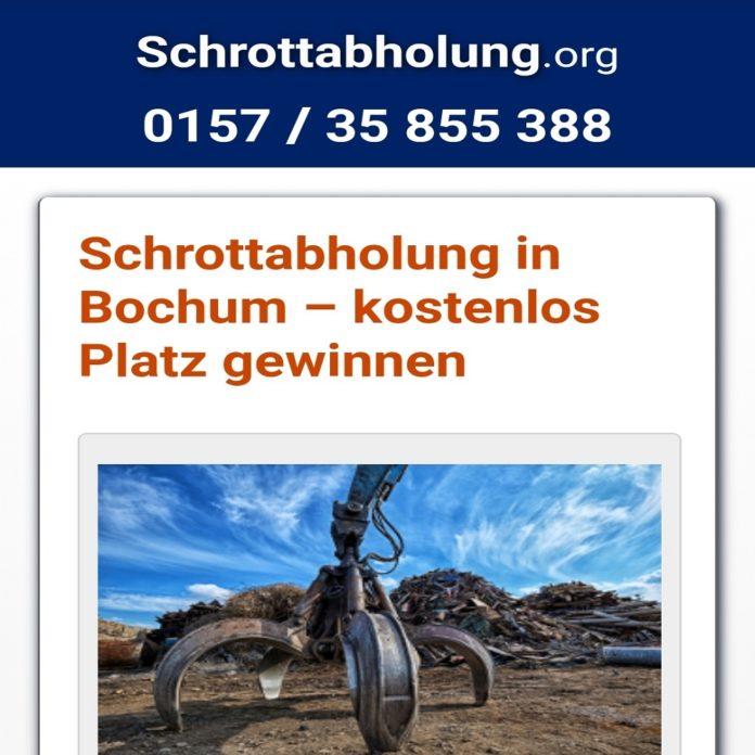 Mobile Schrotthändler In Bochum