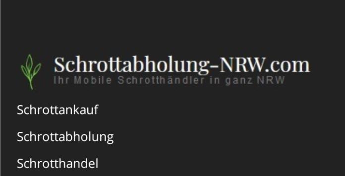 Schrottankauf Düsseldorf - Schrottabholung-nrw.com
