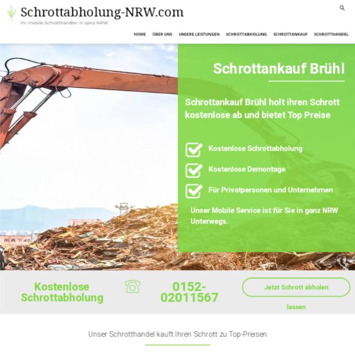Schrottankauf Brühl