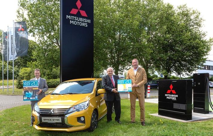 Licht-Test 2020: Mitsubishi ist Autopartner