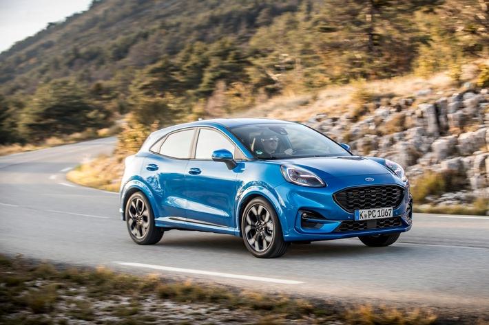 Steigender Marktanteil von Ford-Modellen mit Automatikgetriebe