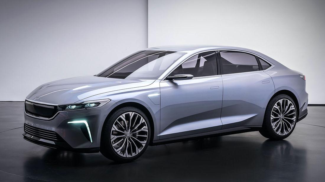 TOGG-SUV. Das Modell : Technische Details zu den türkischen Elektroautos