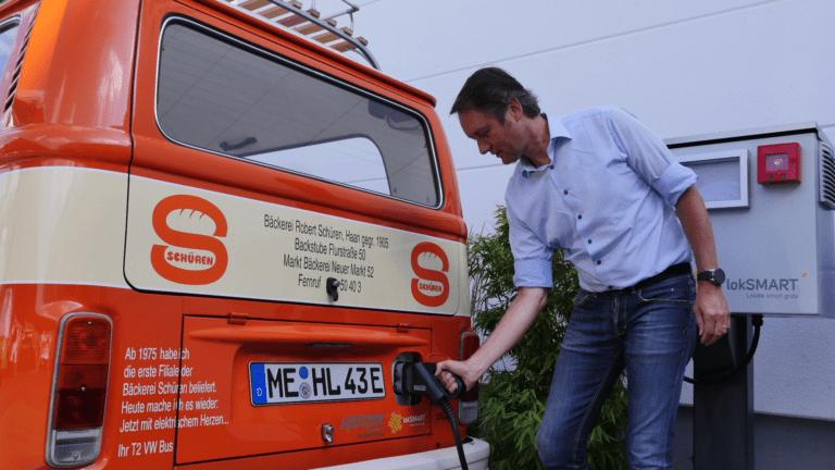 Deutschlandweit einzigartiges Smart Grid-Netz