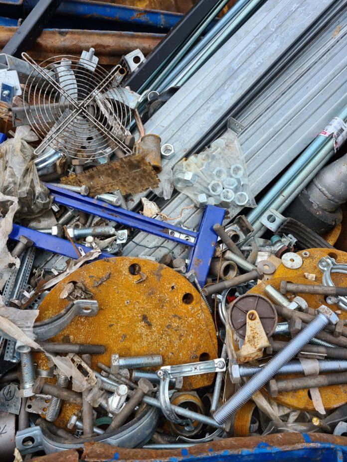 Schrottankauf Gelsenkirchen Jede Art von Schrott Altmetallen kostenfrei abholen lassen und beste Preise erzielen